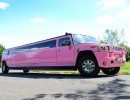 2003, Hummer H2, SUV Stretch Limo, Blackstone Designs