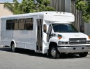 2007, Chevrolet C5500, Mini Bus Limo, Glaval Bus
