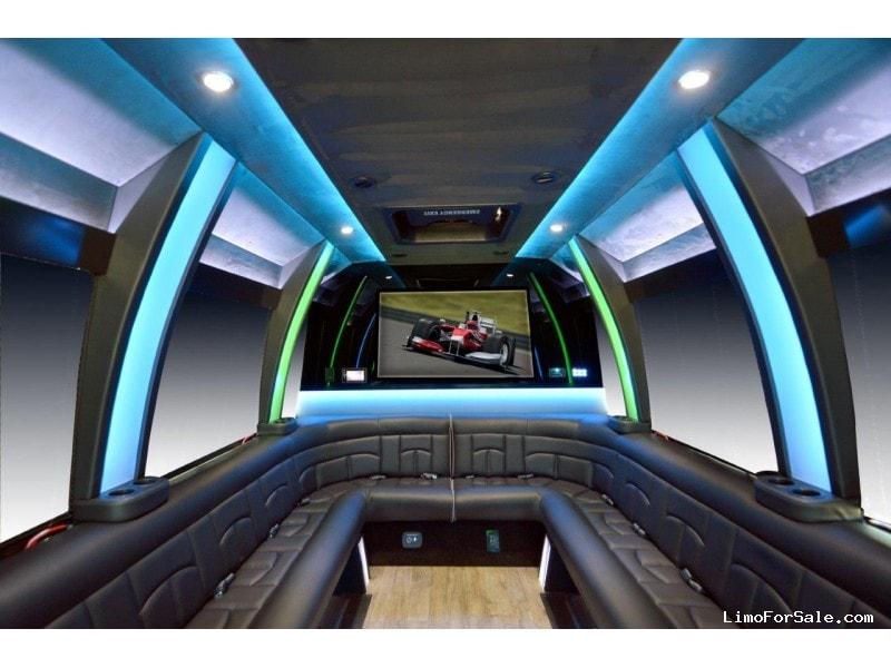 New 2017 Ford E-450 Mini Bus Limo Berkshire Coach - Kankakee, Illinois