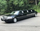 2005, Lincoln Town Car, Sedan Stretch Limo, LCW