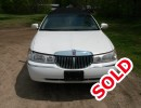 Used 2000 Lincoln Town Car Sedan Stretch Limo  - Clare, Michigan - $7,500