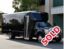 Used 2011 Ford F-550 Mini Bus Limo Glaval Bus - Fontana, California - $57,900