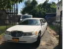 1999, Lincoln Town Car, Sedan Stretch Limo, Krystal
