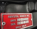 Used 2005 Lincoln Town Car Sedan Stretch Limo Krystal - Santa Clara, California - $9,000