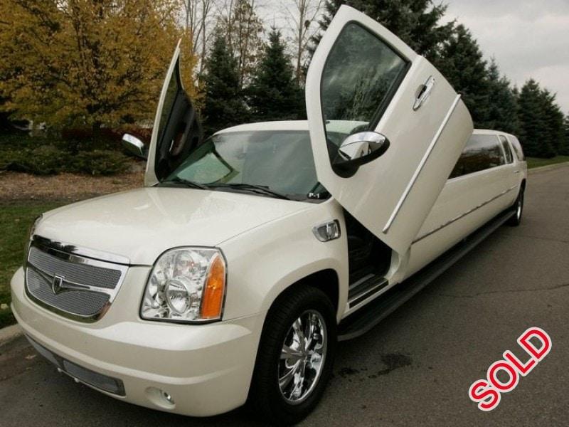 Used 2007 GMC Yukon XL SUV Stretch Limo Royal Coach Builders - W Bloomfield, Michigan - $35,500