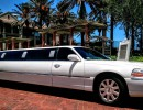 2003, Lincoln Town Car, Sedan Stretch Limo, Royal Coach Builders