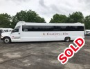 2013, GMC C5500, Mini Bus Shuttle / Tour, Tiffany Coachworks
