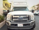 2014, Ford F-550, Mini Bus Shuttle / Tour