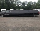 2008, Chevrolet Suburban, SUV Stretch Limo, Executive Coach Builders