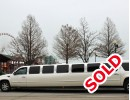 2007, Cadillac Escalade, SUV Stretch Limo, California Coach