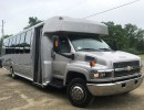 2007, Chevrolet C5500, Mini Bus Limo, Turtle Top