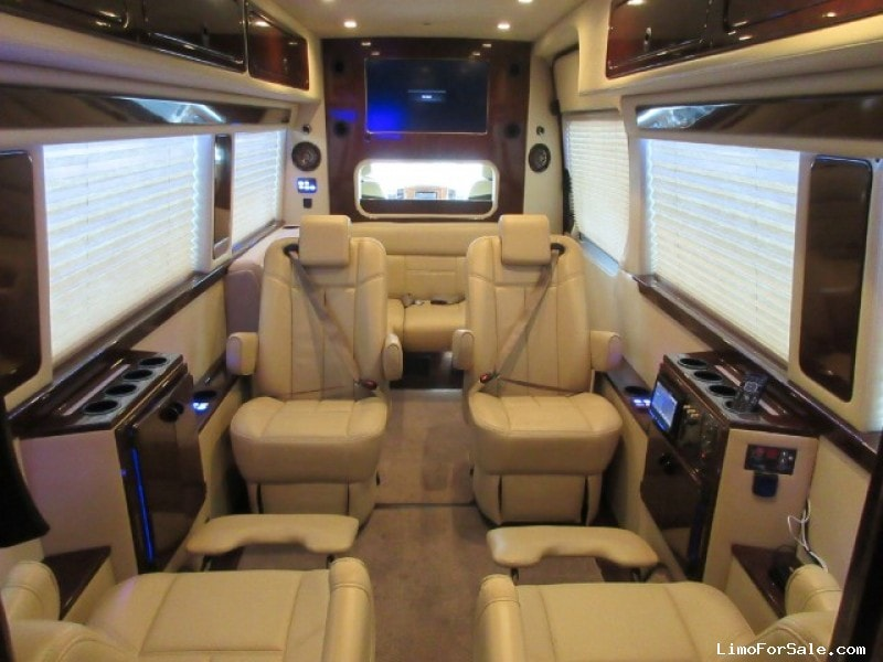 Used 2012 Mercedes-Benz Sprinter Van Limo Midwest Automotive Designs - $68,600