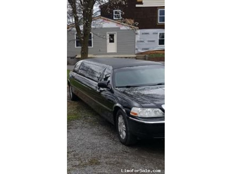 Used 2008 Lincoln Town Car Sedan Stretch Limo Executive Coach Builders, Florida - $11,900