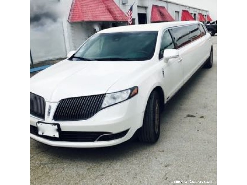 Used 2014 Lincoln Town Car Sedan Stretch Limo Executive Coach Builders, Florida - $44,900