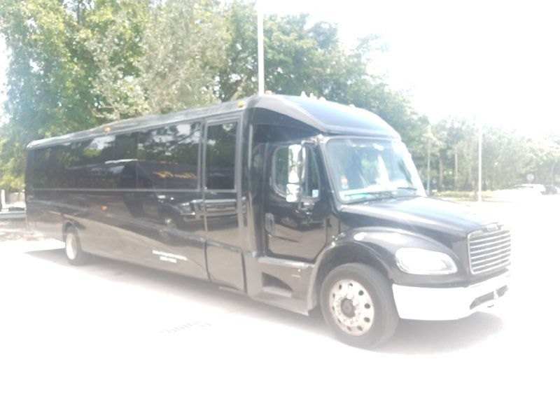 Used 2014 Freightliner M2 Mini Bus Shuttle / Tour Grech Motors - $73,000