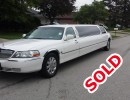 2005, Lincoln Town Car, Sedan Stretch Limo, Coastal Coachworks