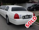 Used 2005 Lincoln Town Car Sedan Stretch Limo Coastal Coachworks - Burbank, Illinois - $8,500