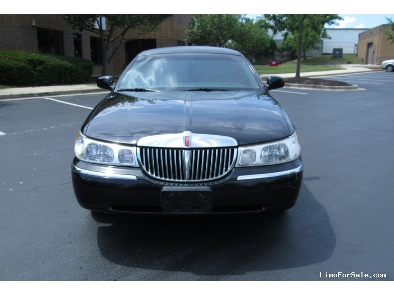 Used 2000 Lincoln Town Car L Sedan Stretch Limo Krystal Capitol Heights Maryland 6 500