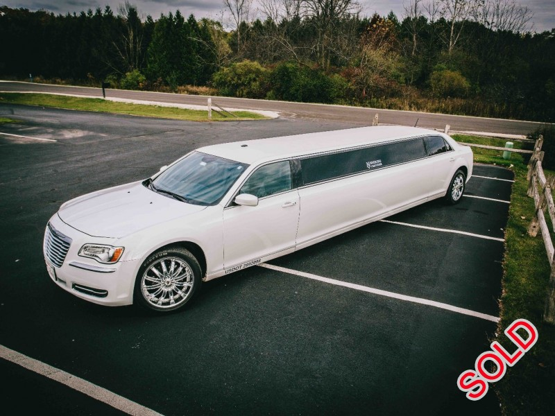 Used 2014 Chrysler 300 Sedan Stretch Limo Springfield - $43,997