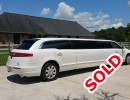 Used 2013 Lincoln MKT Sedan Stretch Limo Tiffany Coachworks - Cypress, Texas - $39,500