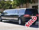 Used 2014 Lincoln Navigator SUV Stretch Limo Executive Coach Builders - Fontana, California - $69,995