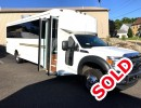 Used 2014 Ford F-550 Mini Bus Shuttle / Tour Starcraft Bus - Oaklyn, New Jersey    - $31,550