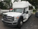 Used 2014 Ford F-550 Mini Bus Shuttle / Tour Starcraft Bus - Oaklyn, New Jersey    - $33,550