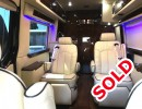 Used 2016 Mercedes-Benz Sprinter Van Limo Midwest Automotive Designs - Oaklyn, New Jersey    - $111,550