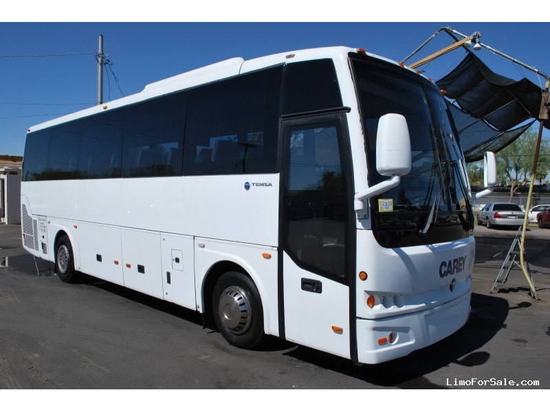 Used 2012 Temsa TS 30 Motorcoach Shuttle / Tour  - Phoenix, Arizona  - $129,000