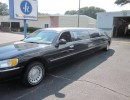 2001, Lincoln Town Car, Sedan Stretch Limo, Krystal