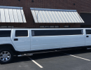 2006, Hummer H2, SUV Stretch Limo, Executive Coach Builders