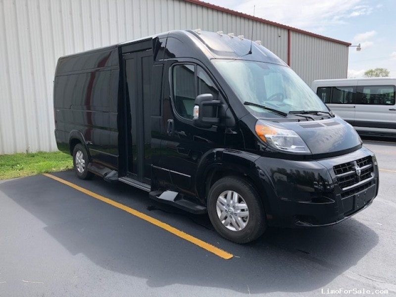 New 2017 Dodge Ram ProMaster Van Shuttle / Tour  - Elkhart, Indiana    - $80,000