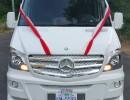New 2015 Mercedes-Benz Sprinter Van Limo Battisti Customs - Abbotsford, British Columbia    - $82,500