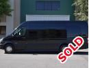 Used 2014 Mercedes-Benz Sprinter Van Limo Battisti Customs - Fontana, California - $59,995