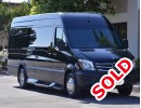 2014, Mercedes-Benz Sprinter, Van Limo, Battisti Customs