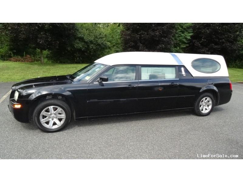 Used 2007 Chrysler 300 Funeral Hearse Krystal - Pottstown ...