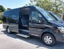 2014, Mercedes-Benz Sprinter, Van Shuttle / Tour, Mark III