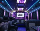 2018, Ford E-450, Mini Bus Limo, LGE Coachworks