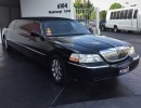 2008, Lincoln Town Car L, Sedan Stretch Limo, Tiffany Coachworks