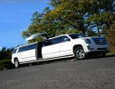 Used 2015 Cadillac Escalade SUV Stretch Limo Pinnacle Limousine Manufacturing - Fair lawn, New Jersey    - $90,000