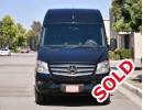 Used 2017 Mercedes-Benz Sprinter Van Limo First Class Customs - Fontana, California - $83,995