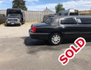 Used 2007 Lincoln Town Car L Sedan Stretch Limo Executive Coach Builders - spokane - $9,750