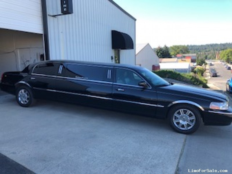 Used 2006 Lincoln Town Car L Sedan Stretch Limo Executive Coach Builders - spokane - $6,500