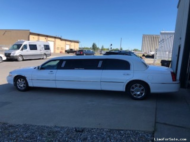 Used 2007 Lincoln Town Car L Sedan Stretch Limo Executive Coach Builders - spokane - $6,500