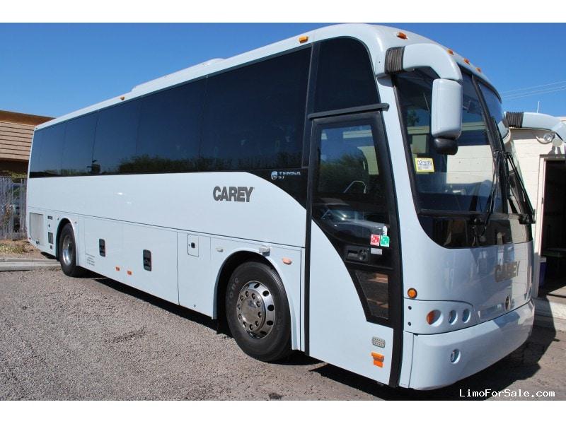 Used 2012 Temsa TS 35 Motorcoach Shuttle / Tour  - Phoenix, Arizona  - $189,000