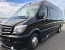 2017, Mercedes-Benz Sprinter, Van Limo