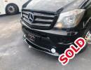 Used 2017 Mercedes-Benz Sprinter Van Limo  - Charleston, South Carolina    - $86,500
