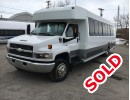 Used 2007 Chevrolet C5500 Mini Bus Shuttle / Tour Turtle Top - Calgary, Alberta   - $19,900