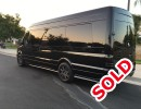 Used 2014 Mercedes-Benz Van Limo Classic Custom Coach - CORONA, California - $85,000