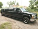 2002, Chevrolet Suburban, SUV Stretch Limo, Krystal